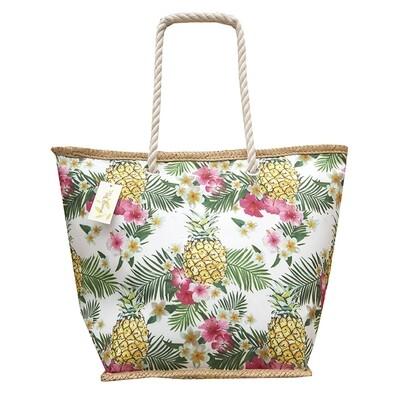 Τσάντα Σταμπωτή Floral 45Χ45 εκ. 2653 L - Ilis Home