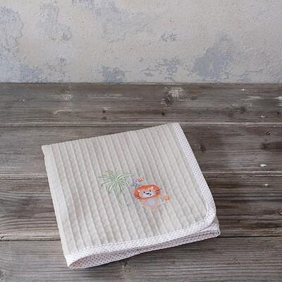 Κουβέρτα Πικέ Κούνιας Tagalong - Nima Home