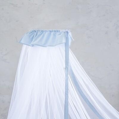 Κουνουπιέρα Κούνιας Nappy Light Blue - Nima Home