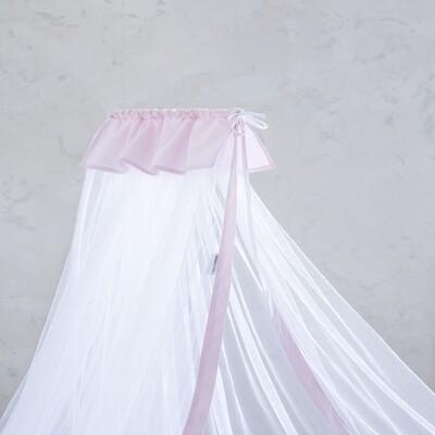 Κουνουπιέρα Κούνιας Nappy Pink - Nima Home