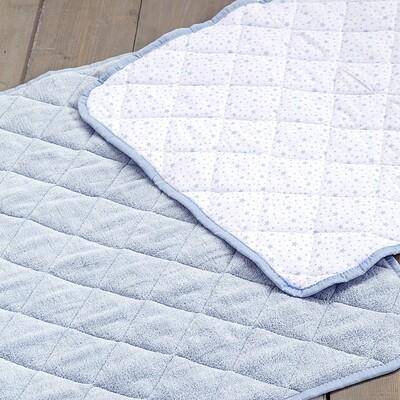 Αλλαξιέρα/Στρωματάκι Snuggle Blue - Nima Home