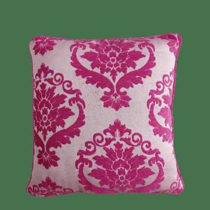 Μαξιλαροθήκη Φιγούρας 3007 Fuchsia - Ilis Home