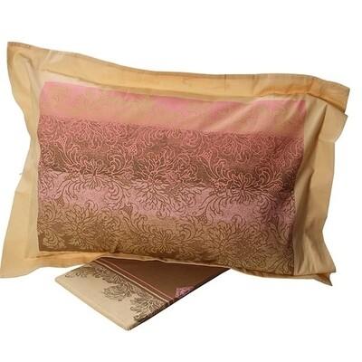 Σετ Σεντόνια Μονά Cotton Feelings 873 Pink - Sunshine