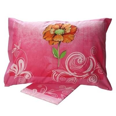 Σετ Σεντόνια Μονά Cotton Feelings 947 Pink - Sunshine