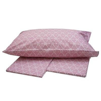 Σετ Σεντόνια Μονά Menta 940 Pink - Sunshine