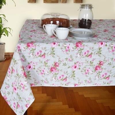 Καρέ 85Χ85 εκ. Rosas - Ilis Home