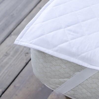 Καπιτονέ Μονό Cotton 4 Λάστιχα στις Γωνίες - Nima Home