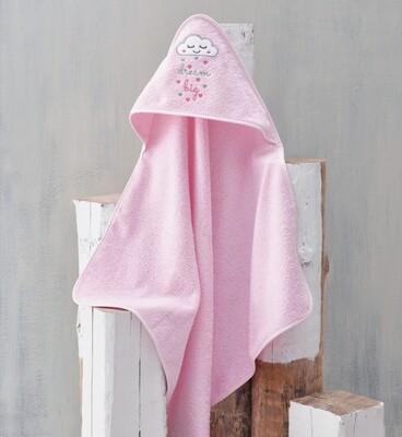 Κάπα Βρεφική Dream Big Pink - Rythmos
