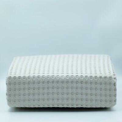 Κουβέρτα Πικέ Μονή Βαμβακερή Cappuccino - Adam Home