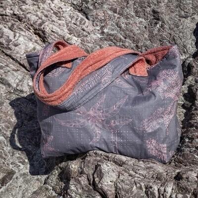 Τσάντα Θαλάσσης Δύο Όψεων Attalea - Nima Home