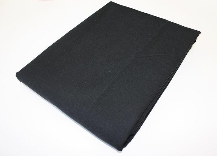 Μαξιλαροθήκες Ζευγάρι Μαύρο - Home Classic