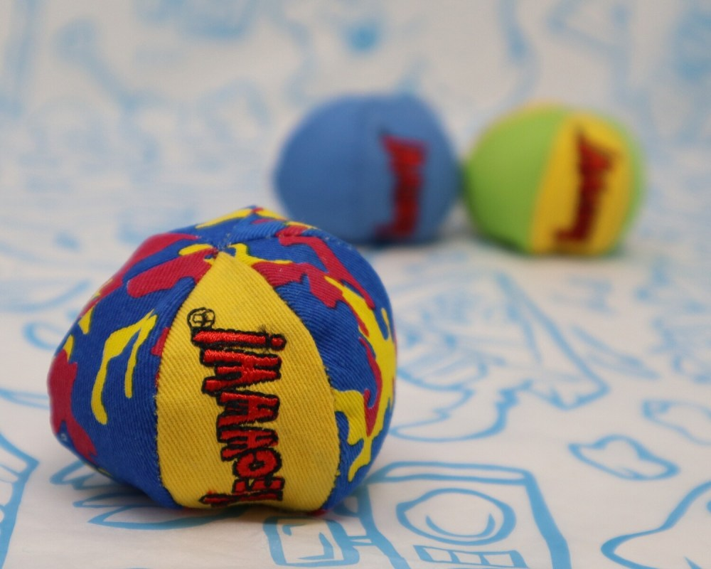 Yeowww! Catnip Balls