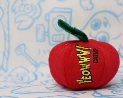 Yeowww! Organic Catnip Apple by DuckyWorld