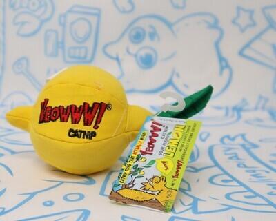 Yeowww! Organic Catnip Lemon by DuckyWorld