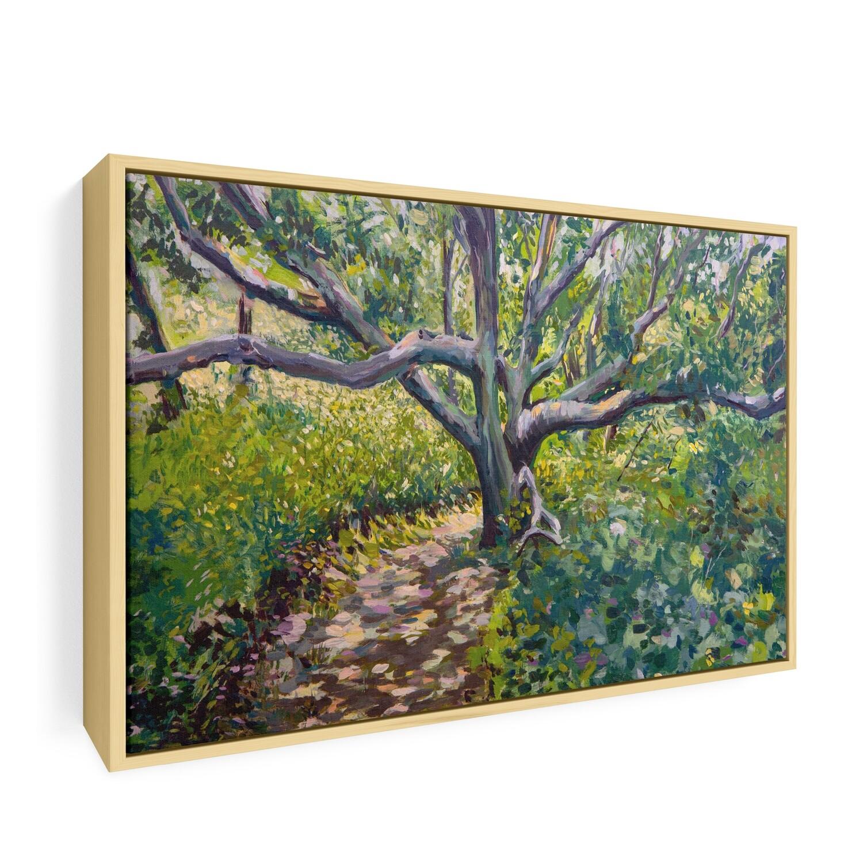 White Oak   Original Oil Painting