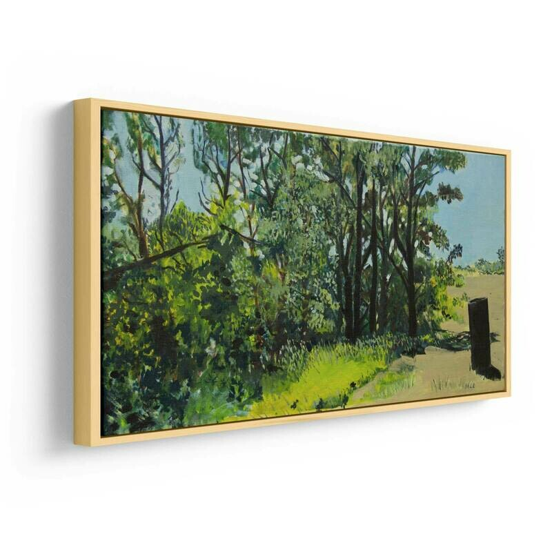 Chappaquiddick Copse | Original Oil Painting