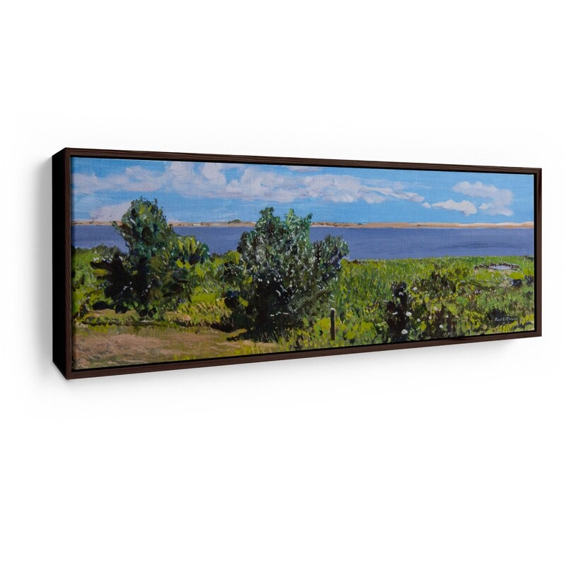 Pocha Pond | Original Oil Painting