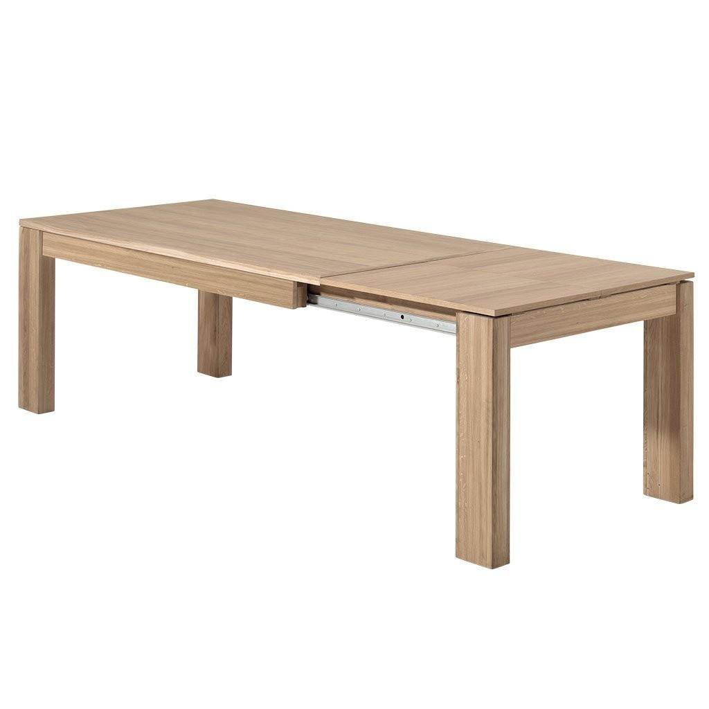 table avec allonge de 80cm