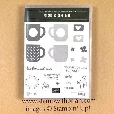 Rise & Shine Photopolymer Stamp Set