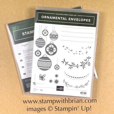 Ornamental Envelopes Bundle