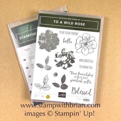 To a Wild Rose Bundle