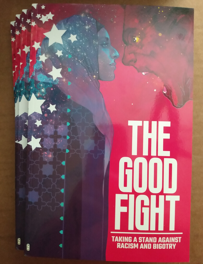 The Good Fight Anthology