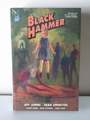 Black Hammer Library Edition VOL 1