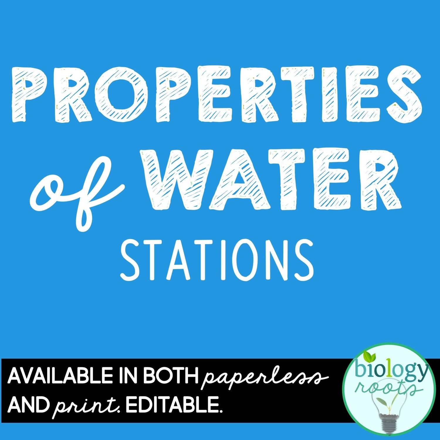 Properties of Water Stations