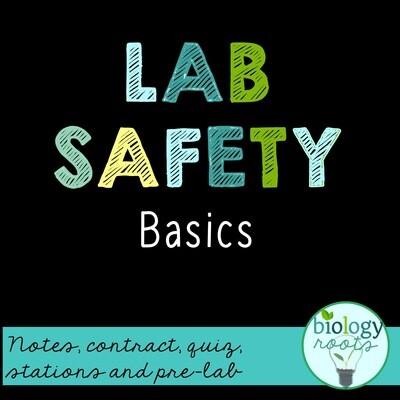 Lab Safety Basics