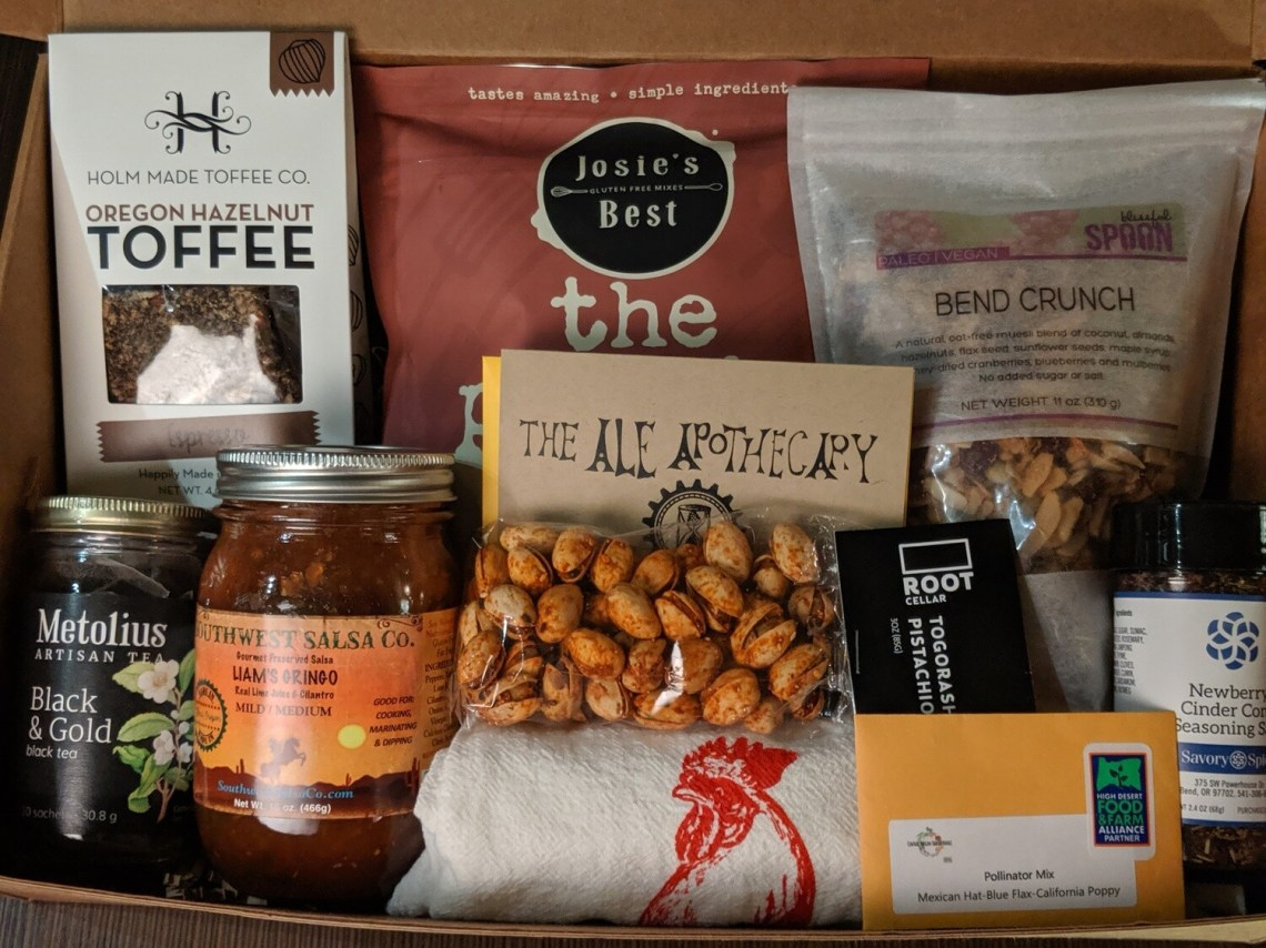 HDFFA Deluxe Local Food Gift Box