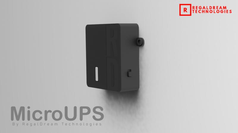MicroUPS | 5V UPS
