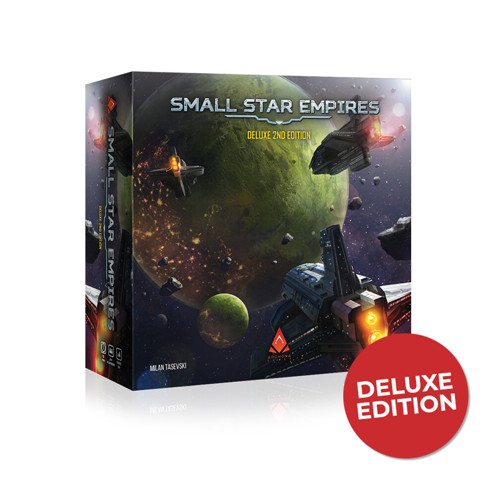 Small Star Empires - Deluxe Edition