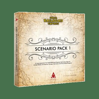 Scenario Pack Vol. 1 (PRE-ORDER)