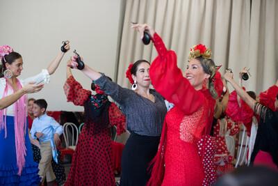 6 Meses de corrido Clases regulares Escuela La Moreneta Flamenco: 4 clases x semana