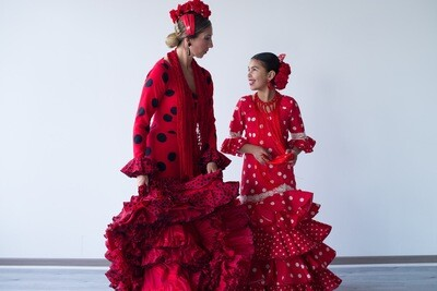 Clase suelta Danza Española Infantil