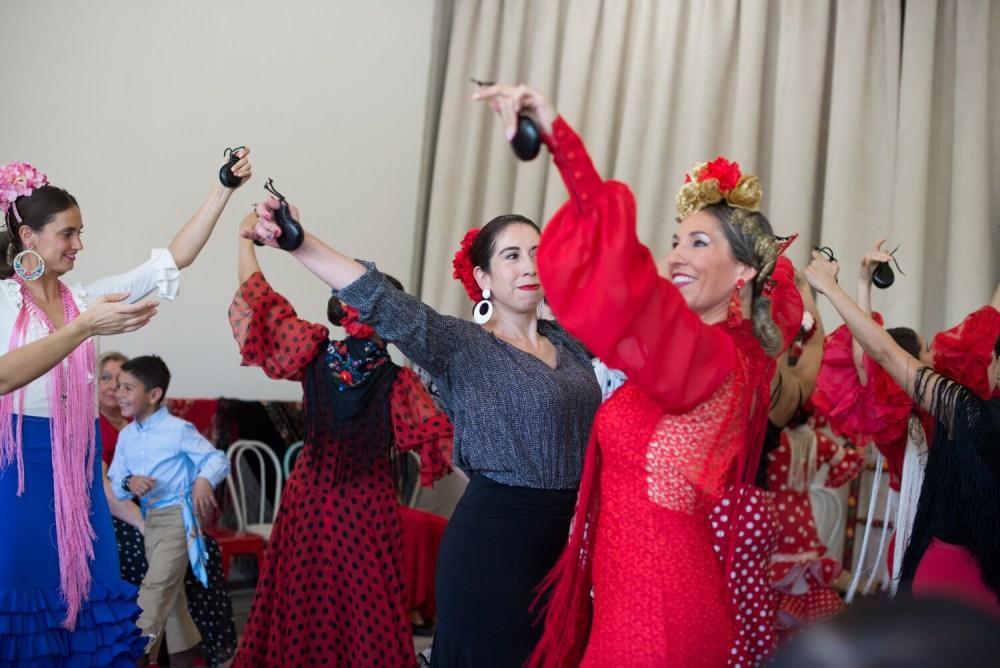 6 Meses de corrido Clases regulares Escuela La Moreneta Flamenco: 3 clases x semana