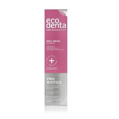 Ecodenta Οδοντόκρεμα προστασίας με Προβιοτικά