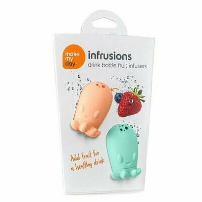 Make My Day Fruit Infuser Mint/Orange