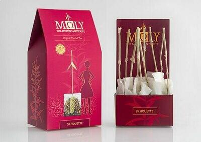 ΜΩLY Organic Herbal Tea Silouette