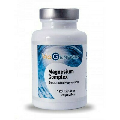 Viogenesis Magnesium Complex 120caps