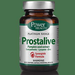 Power Platinum Prostalive 30caps