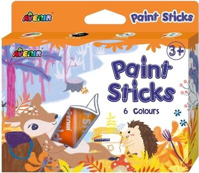 Paint Sticks - 6 Colors