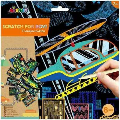 Scratch  - Transportation
