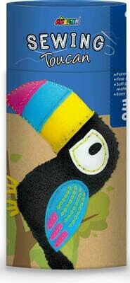 Sewing Doll Toucan