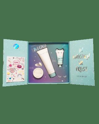 Inuwet Magic Stickers Box Καρύδα 250ml/60ml/80ml