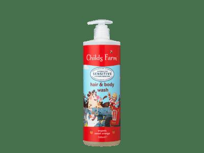 Childs Farm Hair & Body Organic Sweet Orange 500ml