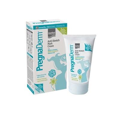 Intermed Pregnaderm Anti-Stretch Mark Cream Κρέμα Κατά των Ραγάδων 150ml
