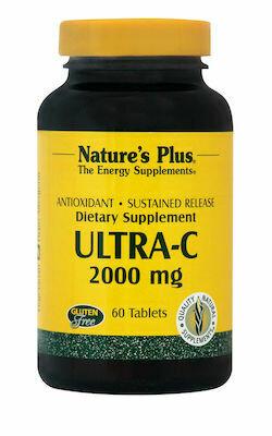 Natures Plus VIT. C 2000mg Ultra 60tabs