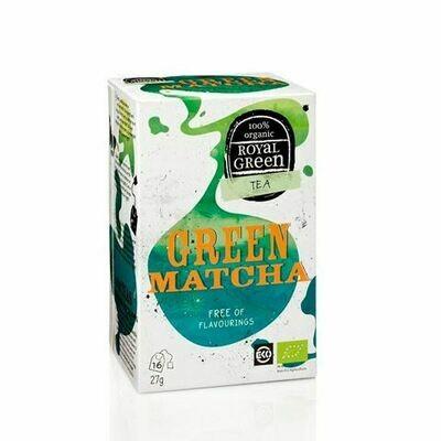 Royal Green Herbal Infusion Green Matcha 27gr