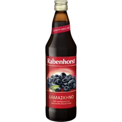 Rabenhorst Χυμός Δαμάσκηνο 750ml